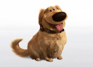 Dug, the dog from Up